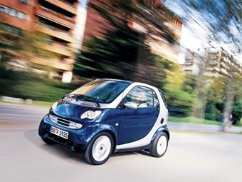 2003-08 Smart City Coupe/ForTwo: Buying used
