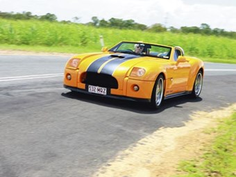 2010 DRB540 Cobra Review