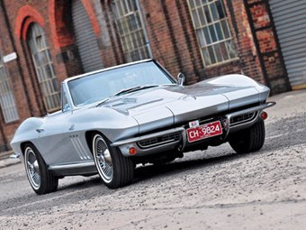 1954 & 1966 Chevrolet Corvette Review