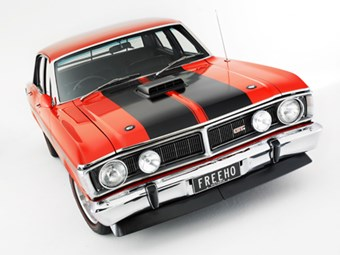 Ford Falcon GT-HO Phase III Project: road test