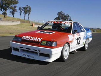 1988 Nissan Skyline GTS Group A Review