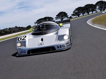 1989 Mercedes-Sauber C9 'Silver Arrow' Review
