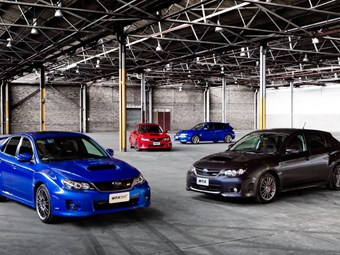 2011 Subaru WRX & WRX STi Review