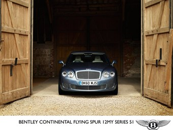 2012 Bentley Continental Flying Spur Review