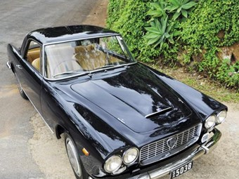 1966 Lancia Flaminia GTL 3C coupe review
