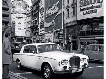 Rolls-Royce Silver Shadow: Our shed