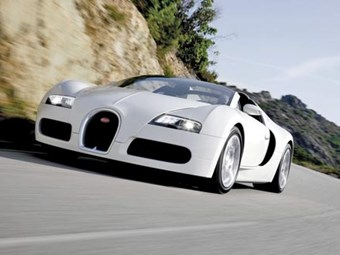 Bugatti Veyron Grand Sport review