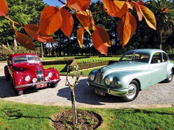 Bristol 400 & 401 Saloon Review