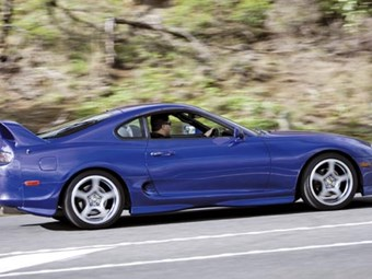 Toyota Supra JZA80 (1993-99) Buyers guide