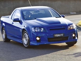 Holden VE Commodore SS ute review