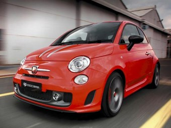 Abarth 695 Tributo Ferrari Review