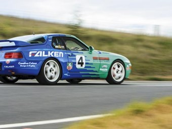 Porsche 968 RS Turbo Replica Review