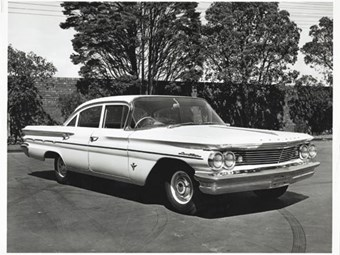 1960 Pontiac Review: Aussie Original