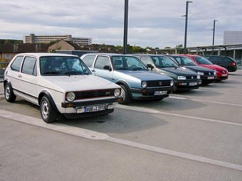 Volkswagen Golf GTI Review: Classic Cars