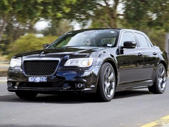 Chrysler 300 SRT8: Our Shed