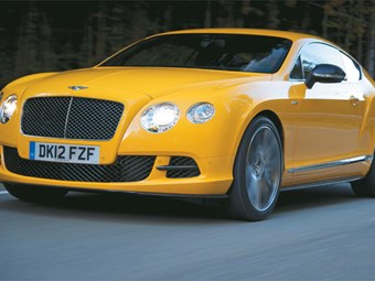 2013 Bentley Continental GT Speed Review