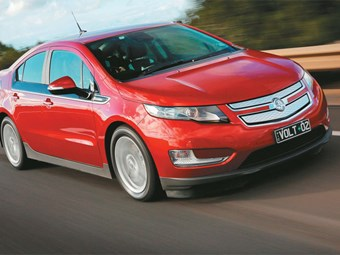 Holden Volt Review