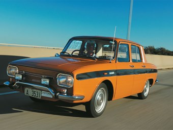 1970 Renault 10S Review: Classic Metal
