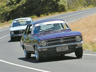 1971 Torana LC XU-1 vs 1975 BMW 2002tii: Oz vs Euro #4