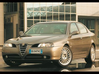 1999-2009 Alfa Romeo 166: Buying used
