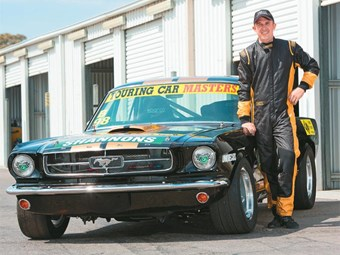 Touring Car Masters Mustang