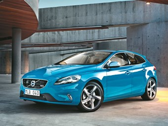 Volvo V40 Review