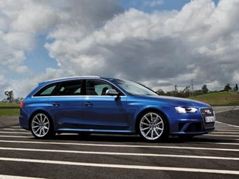 Audi RS4 Review