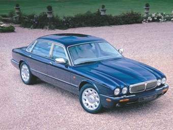 1997-2003 Daimler Super V8 sedan: Future Classic