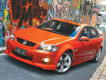 Holden VE Commodore SS/SS V: Buying used