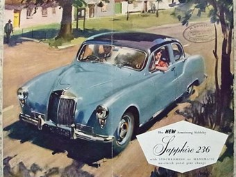 Classic: Armstrong Siddeley