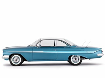 1961 Chevrolet Impala Sport Coupe Review