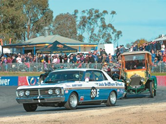 Events: Historic Winton 2013