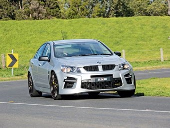 2013 HSV F-Series GTS review