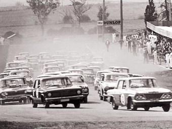 Feature: History of Bathurst - Mount Panorama