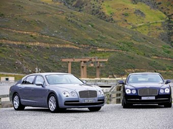 2014 Bentley Flying Spur review