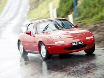 Mazda Mx-5: World's greatest cars series