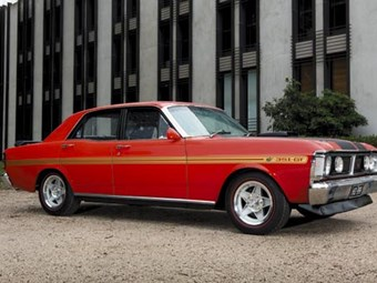 Ford Falcon XY GT-HO Phase 3: World's greatest cars series
