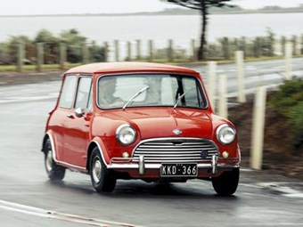 Mini Cooper S: World's greatest cars series