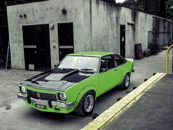 Holden Torana A9X: World's Greatest Cars