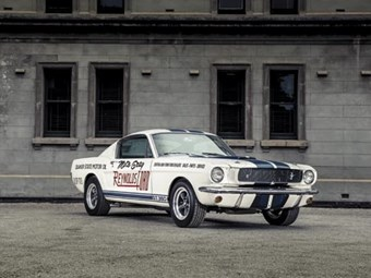 Shelby Mustang GT350: World's greatest cars