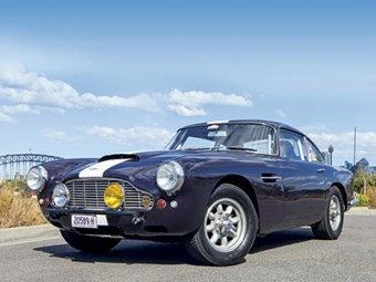 Aston Martin DB4 review: Classic metal