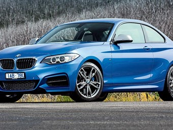 2014 BMW M235i review