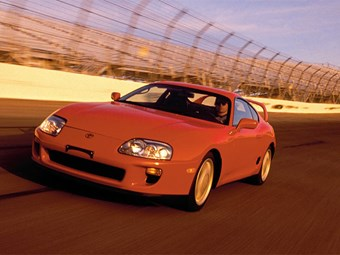 Toyota Supra RZ review