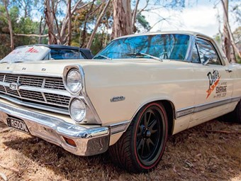 1967 Fairlane Ranchero: Reader ride