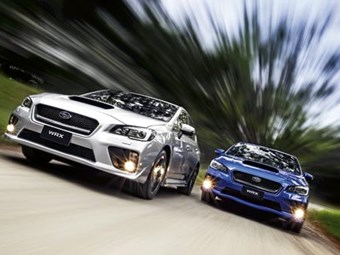 2014 Subaru WRX review