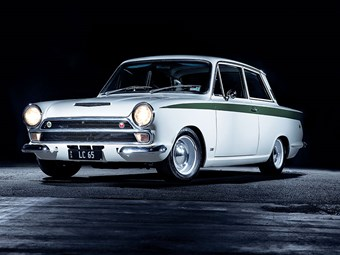 Lotus Cortina review