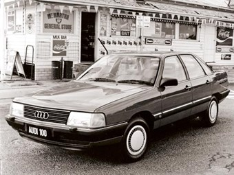 Audi 100CD review