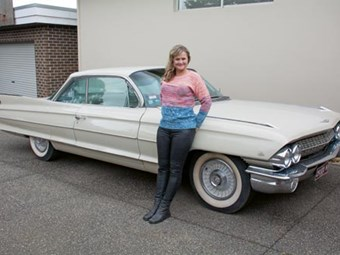 1961 Cadillac Coupe DeVille: Reader ride