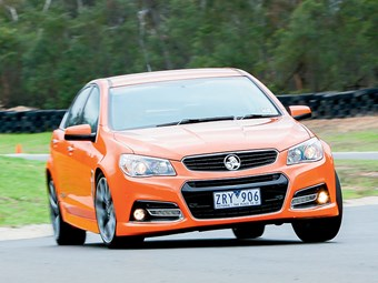 VF Commodore SS-V: Top ten Holdens #9