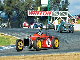 Historic Winton 2014